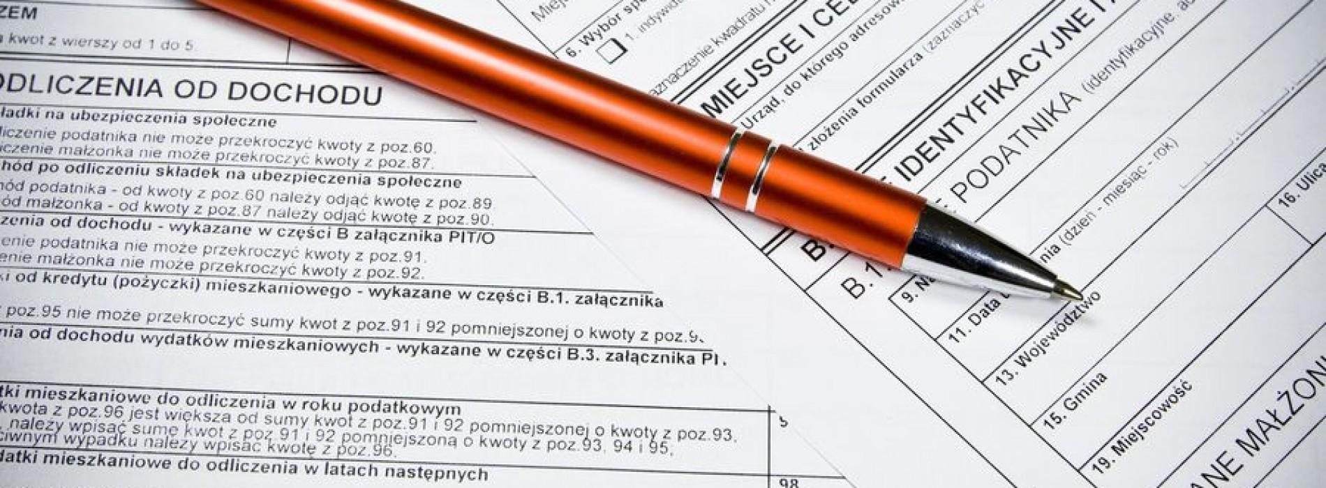 Korekta zeznania podatkowego